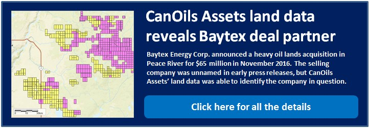 Baytex deal reveal